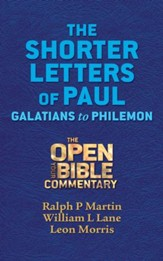 The Shorter Letters of Paul: Galatians to Philemon - eBook