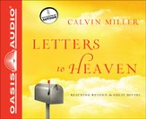 Letters to Heaven: Reaching Beyond the Great Divide Unabridged Audiobook on CD