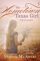 The Hometown Texas Girl Trilogy: A Three-Novel Collection of a Girl Coming of Age in the 1960s - eBook