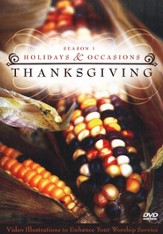 Holidays Season 1: Thanksgiving DVD