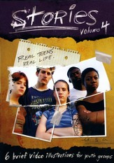 Stories Vol. 4 - Doubt, Depression, World Views DVD