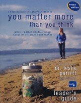 You Matter More Than You Think: Leader's Guide - Slightly  Imperfect