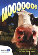 Moo Funny Illustration Clips--DVD