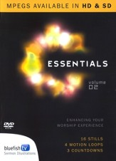 Essentials, Volume 2 DVD-ROM