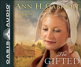 The Gifted: A Novel Unabridged Audiobook on CD