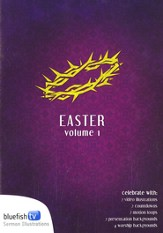 Easter, Volume 1 DVD-ROM