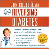 Reversing Diabetes: Discover the Natural Way to Take Control Unabridged Audiobook on CD