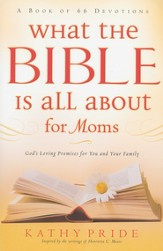 What the Bible Is All About for Moms: God's Loving Promises for You and Your Family