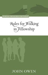 Rules for Walking in Fellowship - eBook