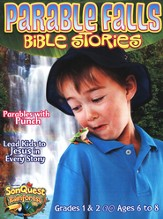 Parable Falls Bible Stories, Grades 1 and 2, Ages 6 to 8