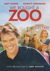 We Bought a Zoo, DVD