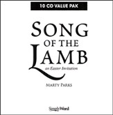Song of the Lamb: An Easter Invitation for SATB Choir (Bulk CD 10-Pak)