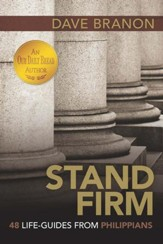 Stand Firm: 48 Life-Guides from Philippians - eBook