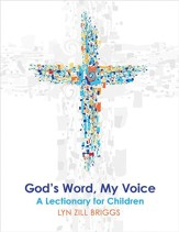 God's Word, My Voice: A Lectionary for Children - eBook