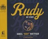 Rudy: My Story Unabridged Audiobook on CD