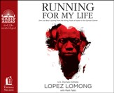Running For My Life: One Lost Boy's Journey from the Killing Fields of Sudan to the Olympic Games Unabridged Audiobook on CD
