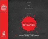 Red Letter Revolution: What If Jesus Really Meant What He Said? Unabridged Audiobook on CD