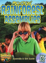 Rockin' Rainforest Assemblies, with CD