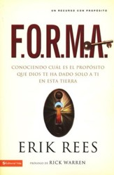 F.O.R.M.A. Conociendo Cual Es El Proposito SHAPE Finding and Fulfilling Your Purpose Spanish