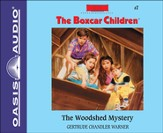 The Woodshed Mystery Unabridged Audiobook on CD