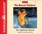 The Lighthouse Mystery Unabridged Audiobook on CD