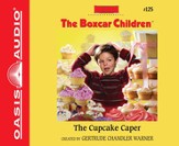 The Cupcake Caper Unabridged Audiobook on CD