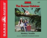 Monkey Trouble Unabridged Audiobook on CD