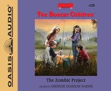 The Zombie Project Unabridged Audiobook on CD