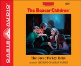 The Great Turkey Heist Unabridged Audiobook on CD