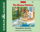Houseboat Mystery Unabridged Audiobook on CD
