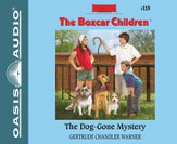 The Dog-Gone Mystery - unabridged audiobook on CD