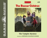 The Vampire Mystery - unabridged audiobook on CD