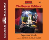 Superstar Watch - unabridged audiobook on CD