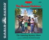 The Amazing Mystery Show - unabridged audiobook on CD