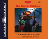 The Pumpkin Head Mystery - unabridged audiobook on CD