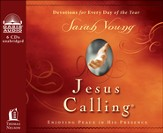 Jesus Calling: Enjoying Peace in His Presence Unabridged Audiobook on CD