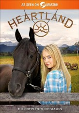 Heartland: Season 3, DVD