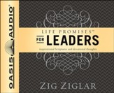 Life Promises for Leaders: Inspirational Scriptures and Devotional Thoughts Unabridged Audiobook on CD