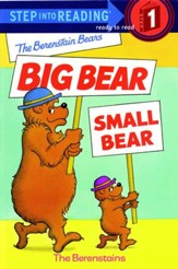 The Berenstain Bears' Big Bear, Small Bear - eBook
