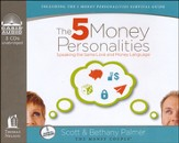 The 5 Money Personalities: Speaking the Same Love and Money Language Unabridged Audiobook on CD