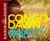 Congo Dawn Unabridged Audiobook on CD
