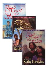 Heart of Zion Series (Set of 3 books) / Digital original - eBook