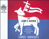 The Lamb's Agenda: Why Jesus is Calling You to a World of Righteousness and Justice Unabridged Audiobook on CD