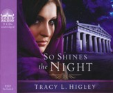 So Shines the Night Unabridged Audiobook on CD