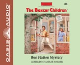 Bus Station Mystery Unabridged Audiobook on CD