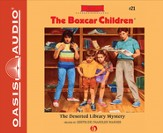 The Deserted Library Mystery Unabridged Audiobook on CD