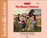A Horse Named Dragon Unabridged Audiobook on CD