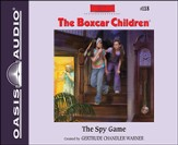 The Spy Game Unabridged Audiobook on CD
