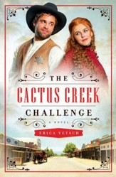The Cactus Creek Challenge - eBook
