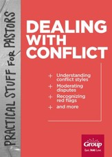 Practical Stuff for Pastors: Dealing with Conflict - eBook